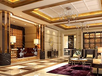 伊春宾馆设计